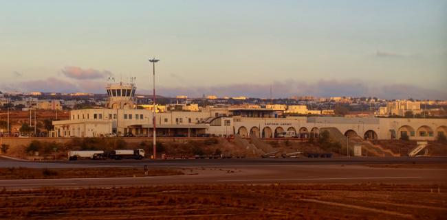 JTR Airport